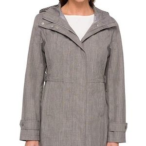 Kirkland rain trench coat